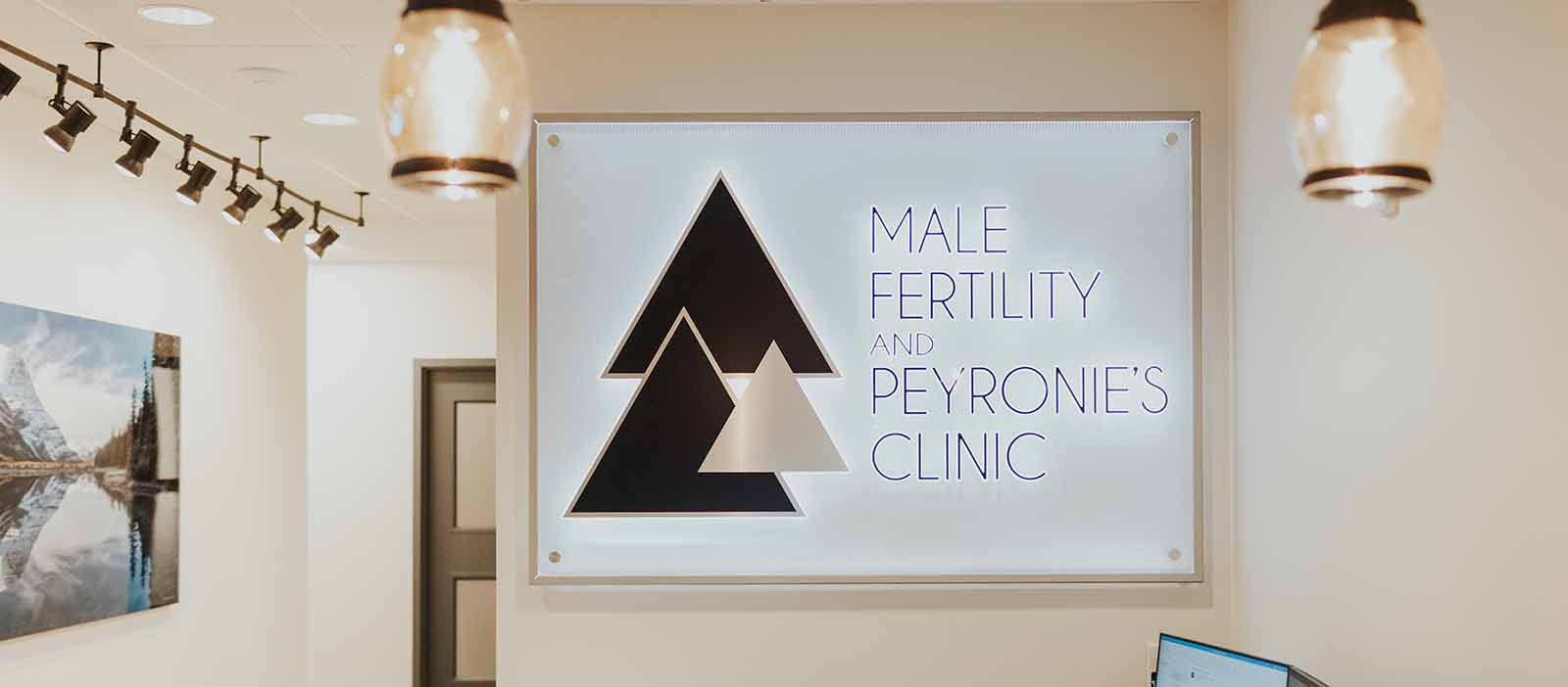 Male Fertility and Peyronie's Clinic Sign