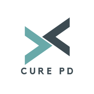 CURE PD Charity Logo